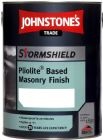 Johnstone's Stormshield Pliolite Brilliant White 5 Litres
